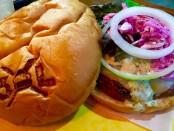 3XL Comida Grande hamburgers Playa Del Carmen