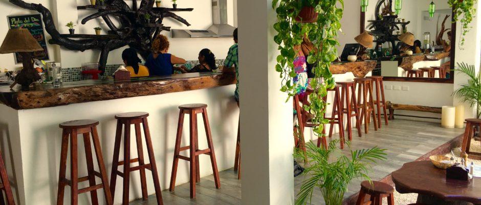 The Green Village Restaurant Playa Del Carmen