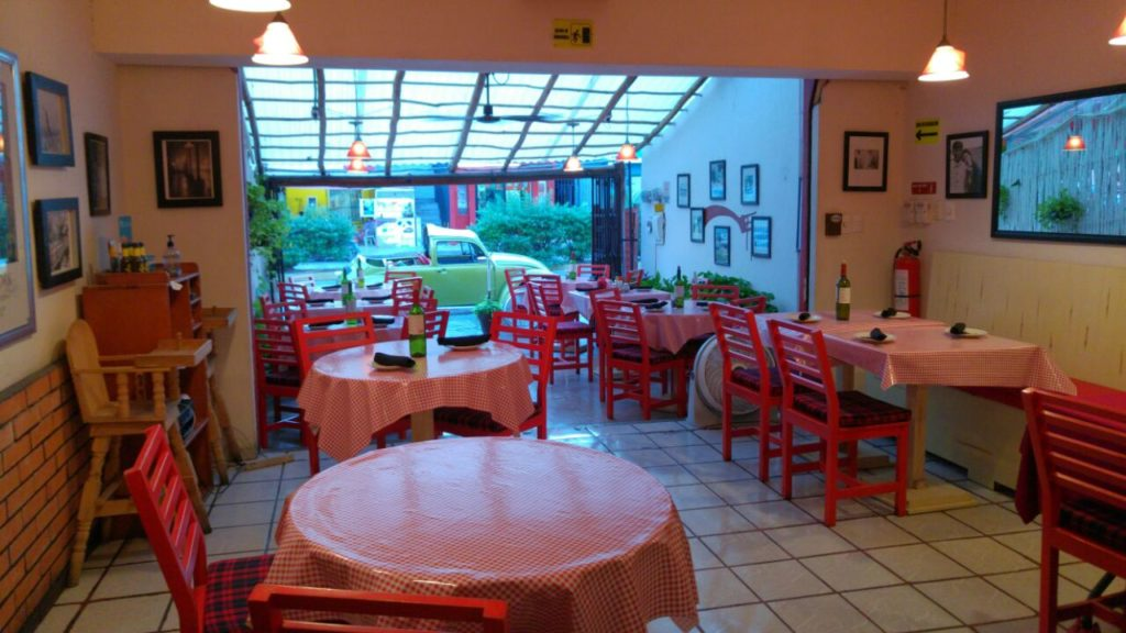 Don Chendo Playa Del Carmen Italian restaaurant