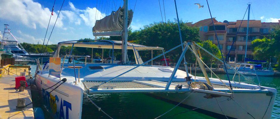 Fat Cat Catamaran tour