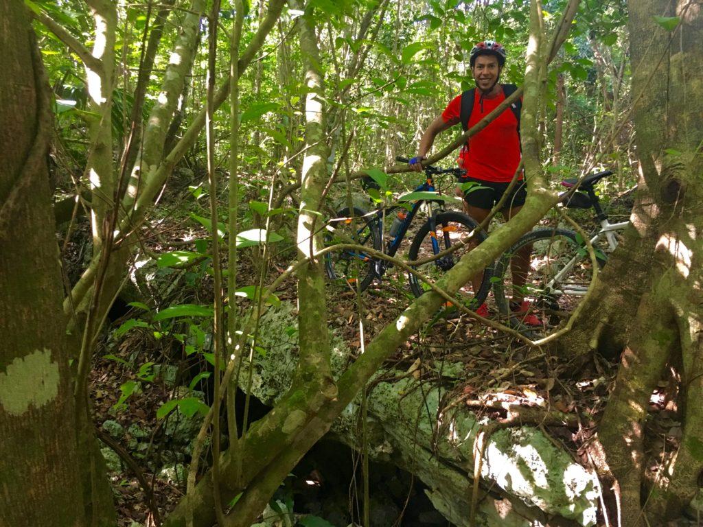 Playa Del Carmen Bike tour