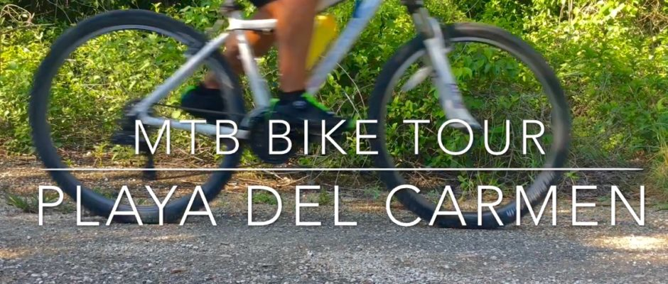 Bike tour Playa Del Carmen
