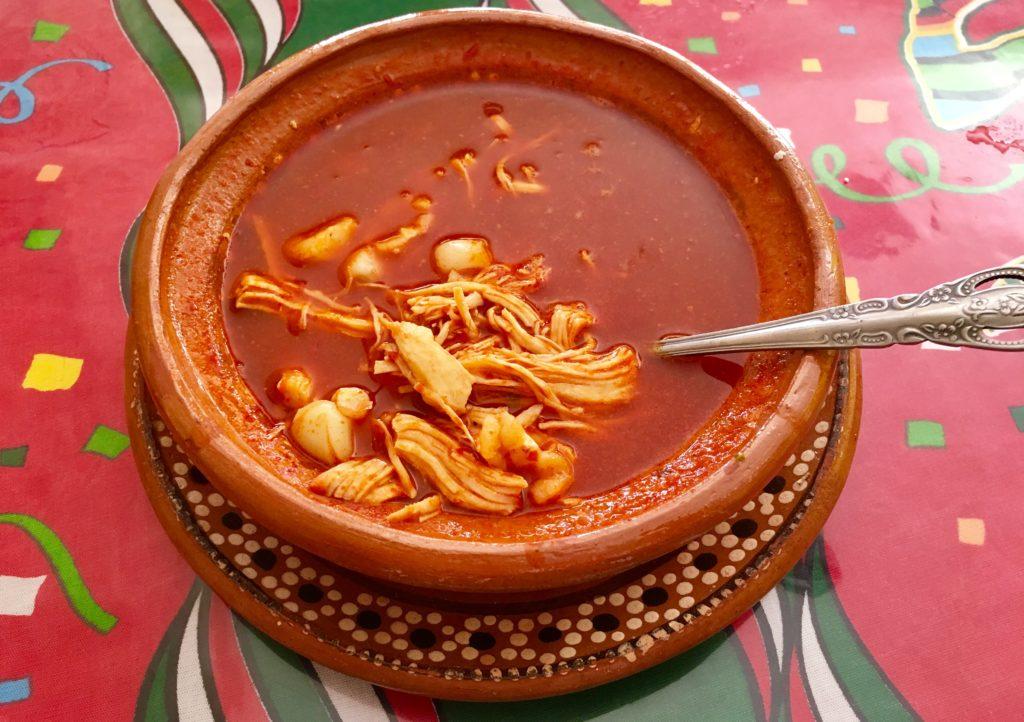 unique food in Playa Del Carmen