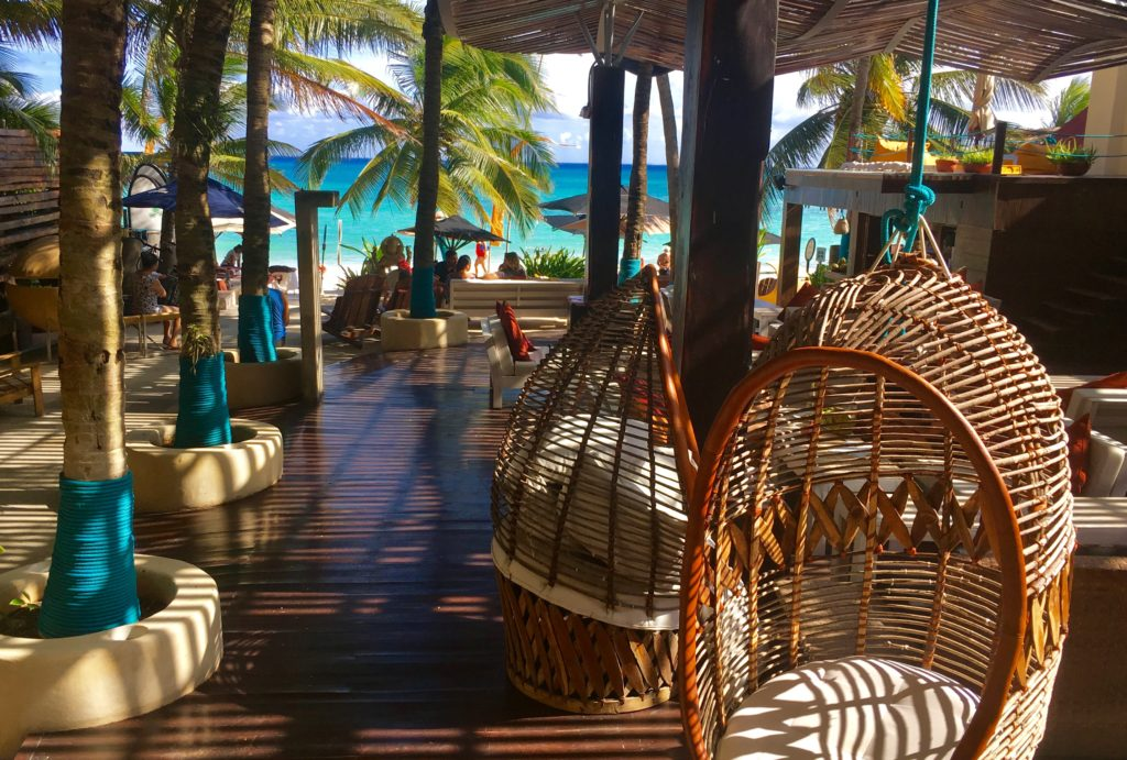 Inti Beach Club Playa Del Carmen