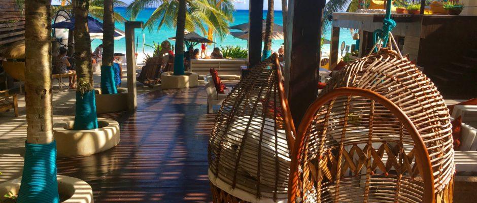 Beach Clubs Playa Del Carmen