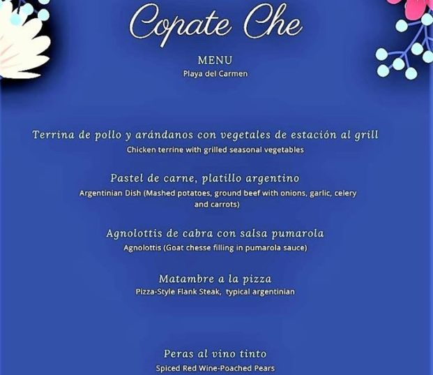 Copate Che Restaurant Playa Del Carmen