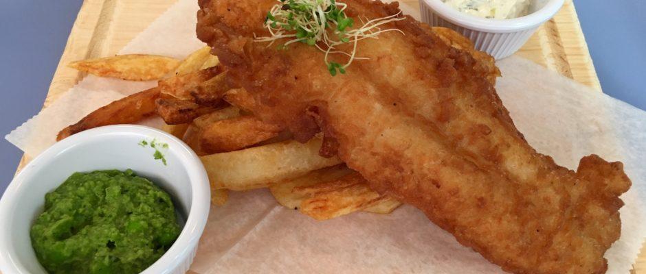 Brighton Fish and Chips Playa Del Carmen
