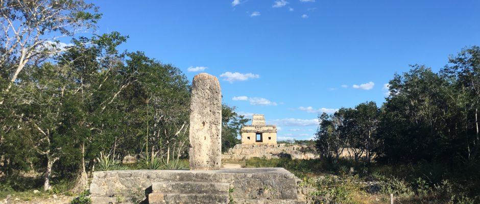 Dzibilchaltun Mayan Ruins