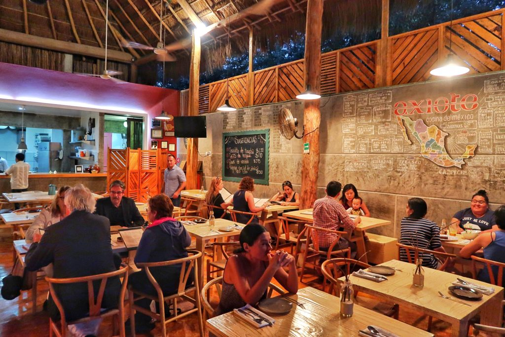 Axiote Restaurant