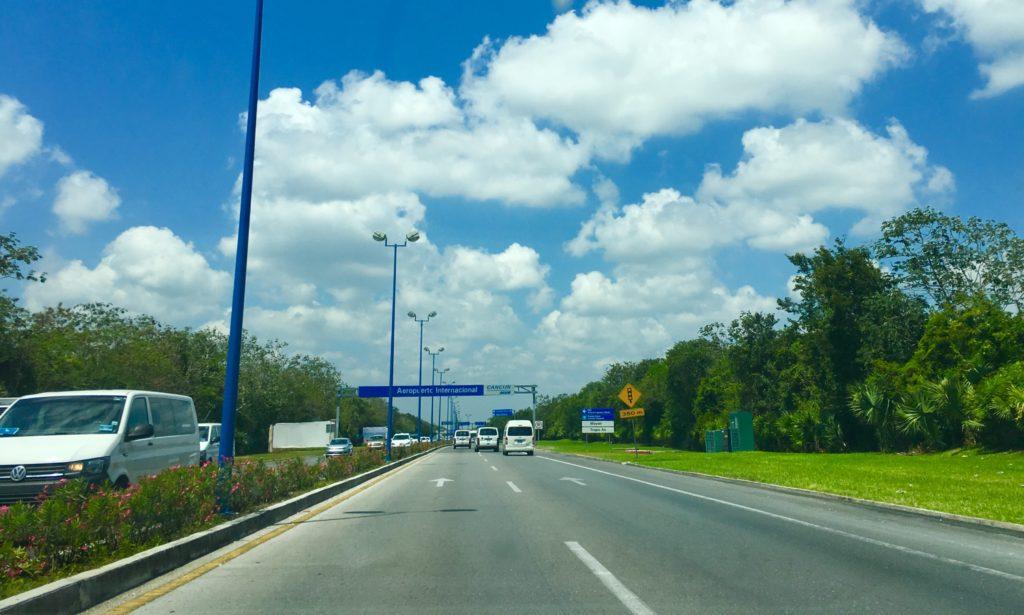 Transfers from CancunAirportto Playa Del Carmen