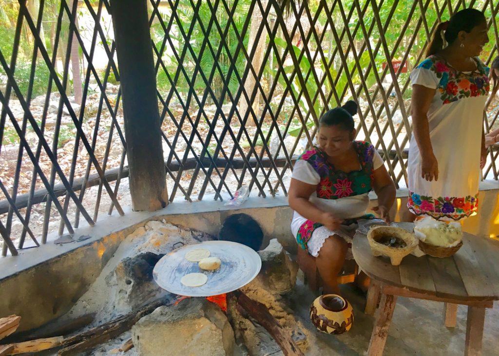 Mayan food