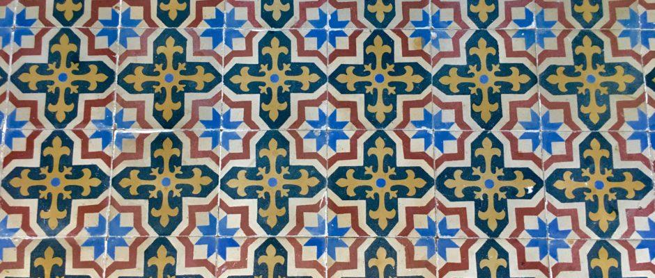 pasta tiles