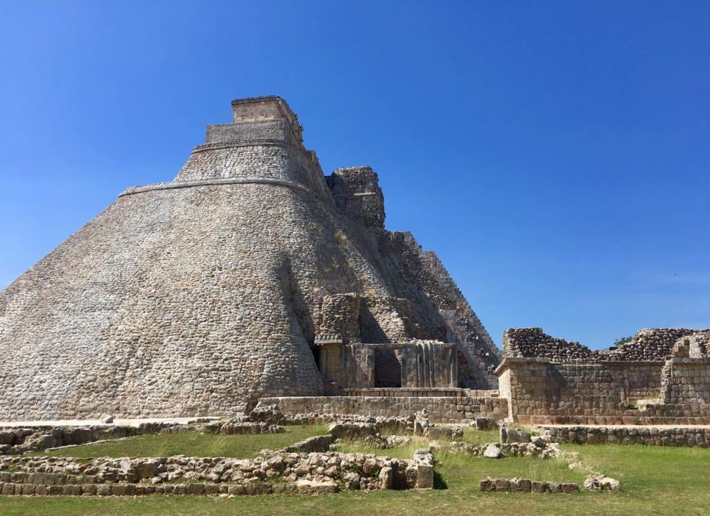 Uxmal Mayan Ruins