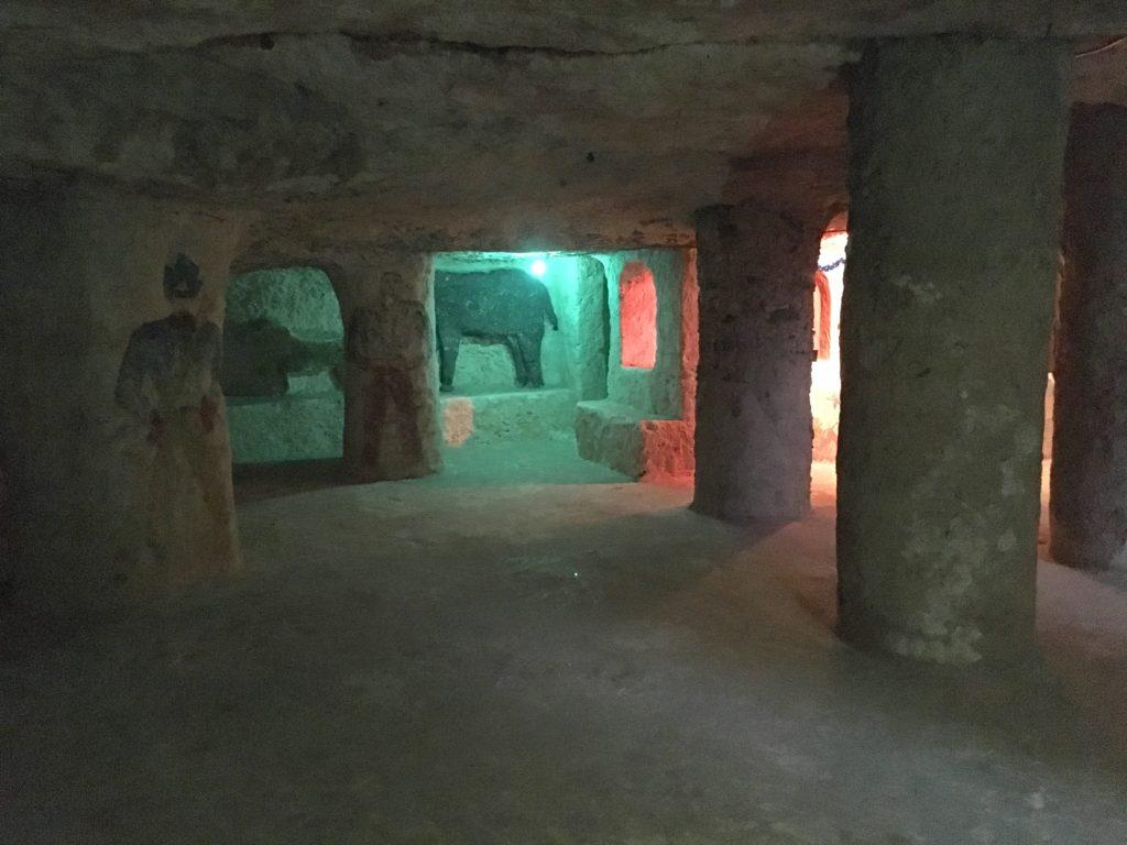 Catacombs Tizimin