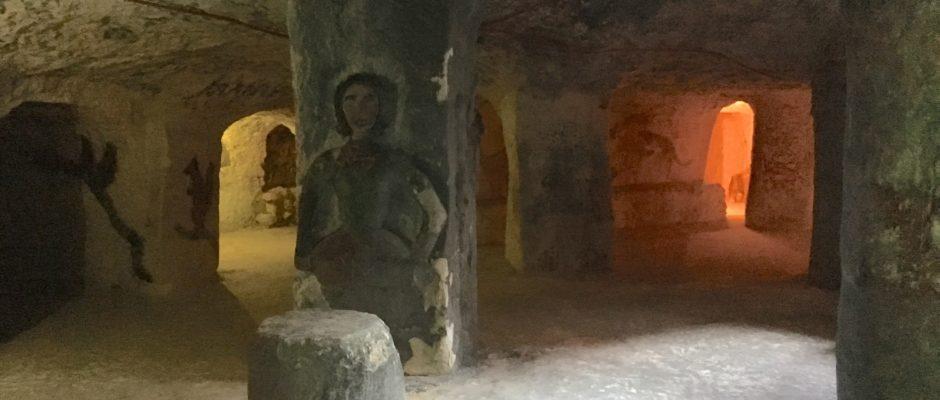 Tizimin Catacombs
