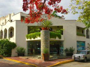 Hacienda Paradise hotel Playa Del Carmen