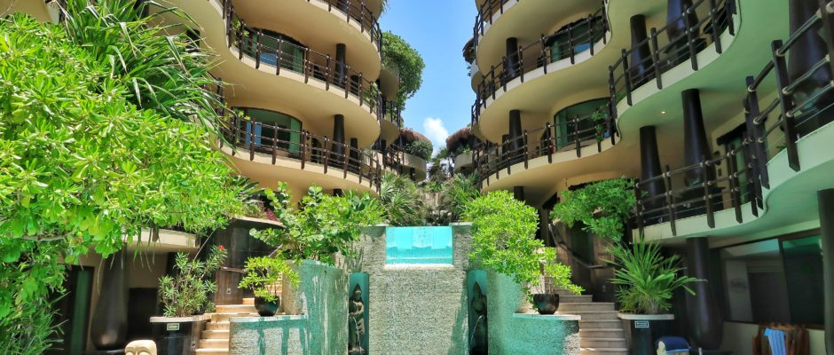types of accomadation in Mexico