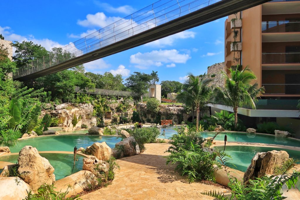 Xcaret resort