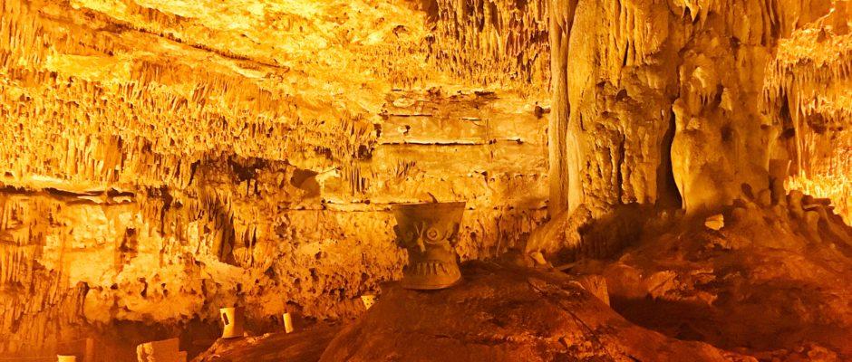 Balankanche Caves