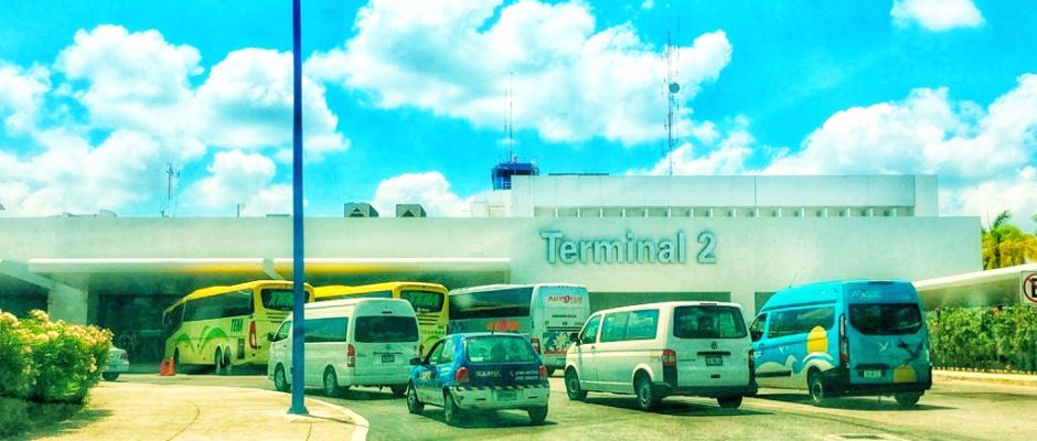 airport transfer cancun