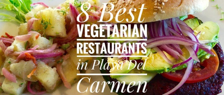 Vegetarian restaurants Playa Del Carmen