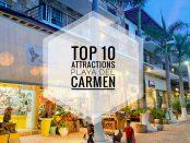 Playa Del Carmen attractions