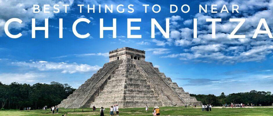 Things to do near Chichen Itza