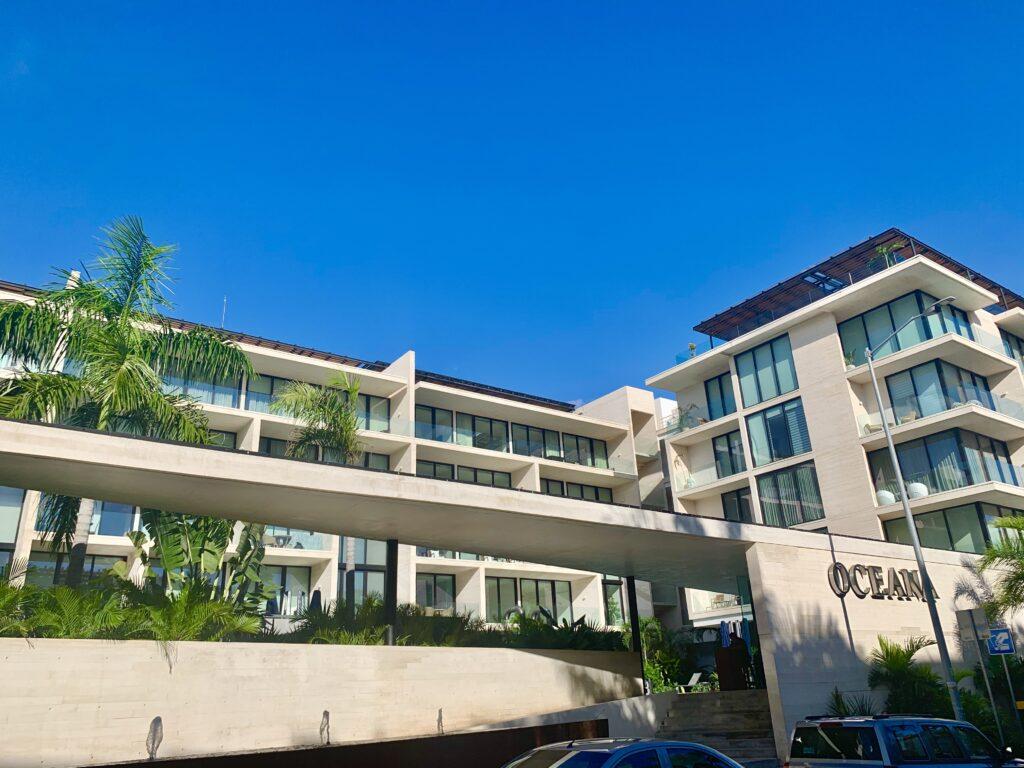 Oceana Building Playa Del Carmen