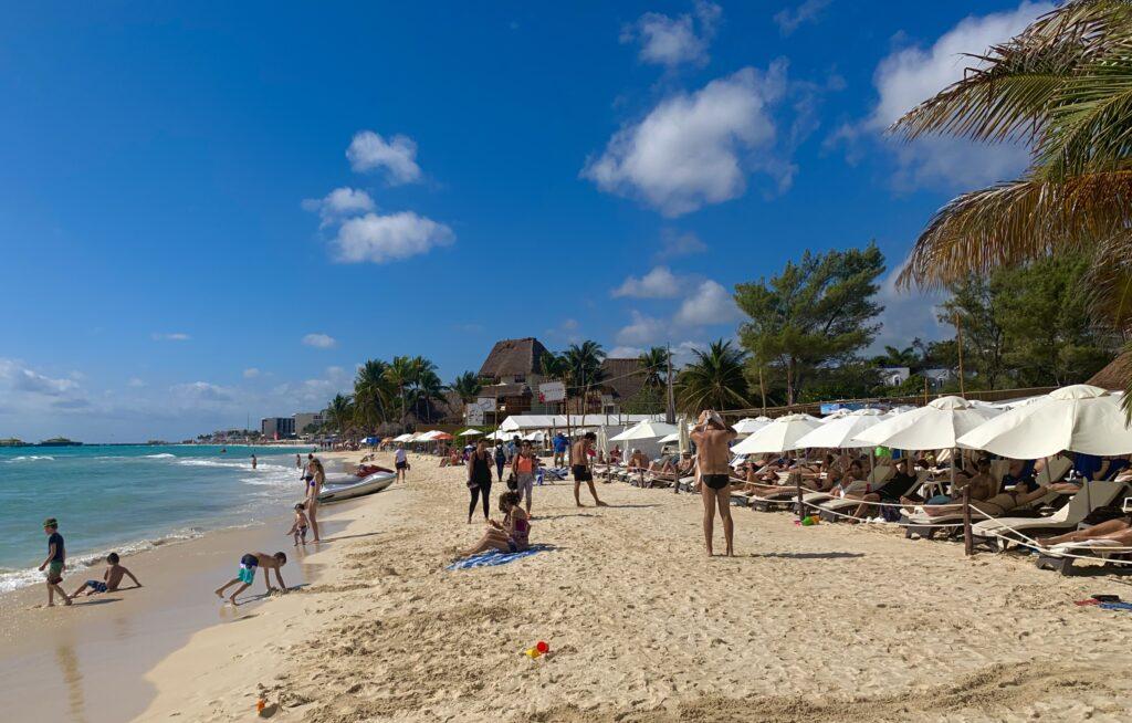 Playa Del Carmen living year round