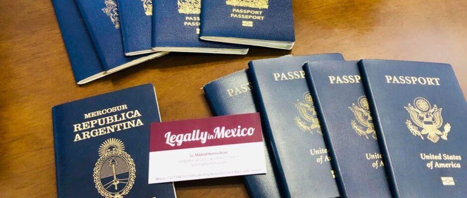 visas Mexico
