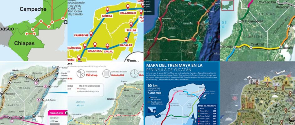 Train Maya