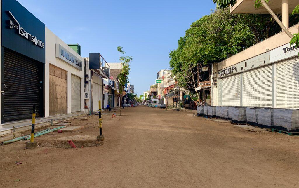 5th Avenue on Playa Del Carmen