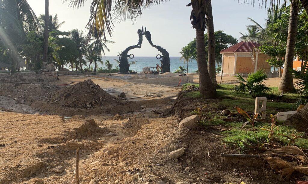 Park Fundadores remodel Playa Del Carmen