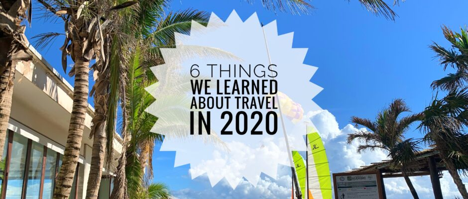 travel in 2020