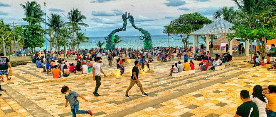 Park Fundadores Playa Del Carmen