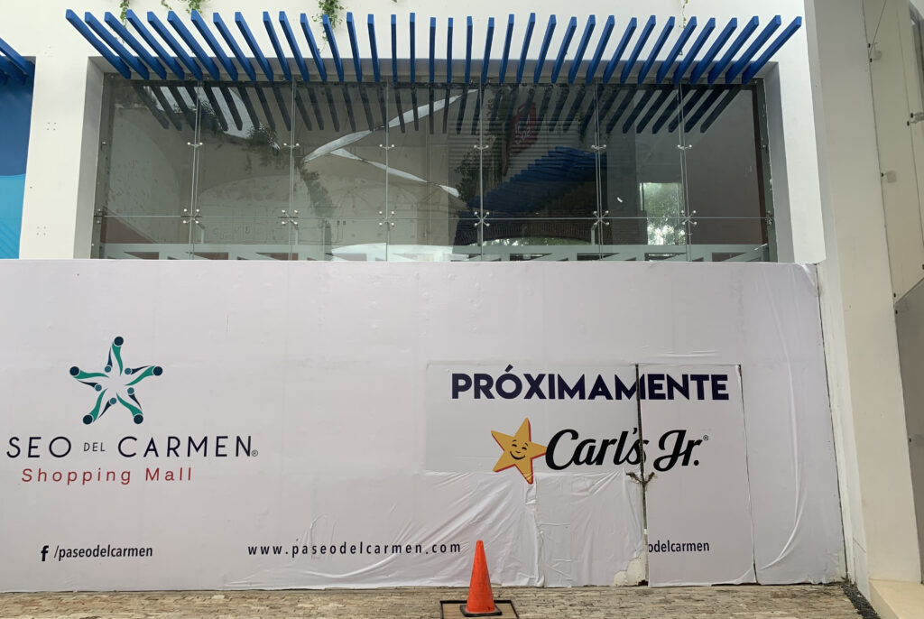 new things in Playa Del Carmen