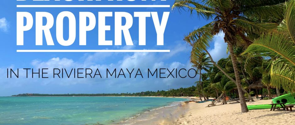 beachfront property Mexico