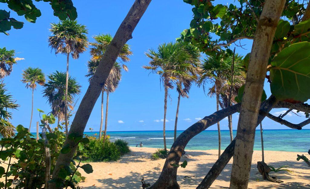 beachfront property Riviera Maya