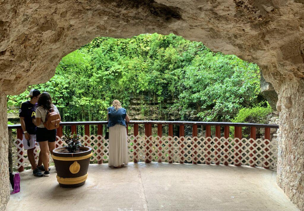 Cenote Xcajum