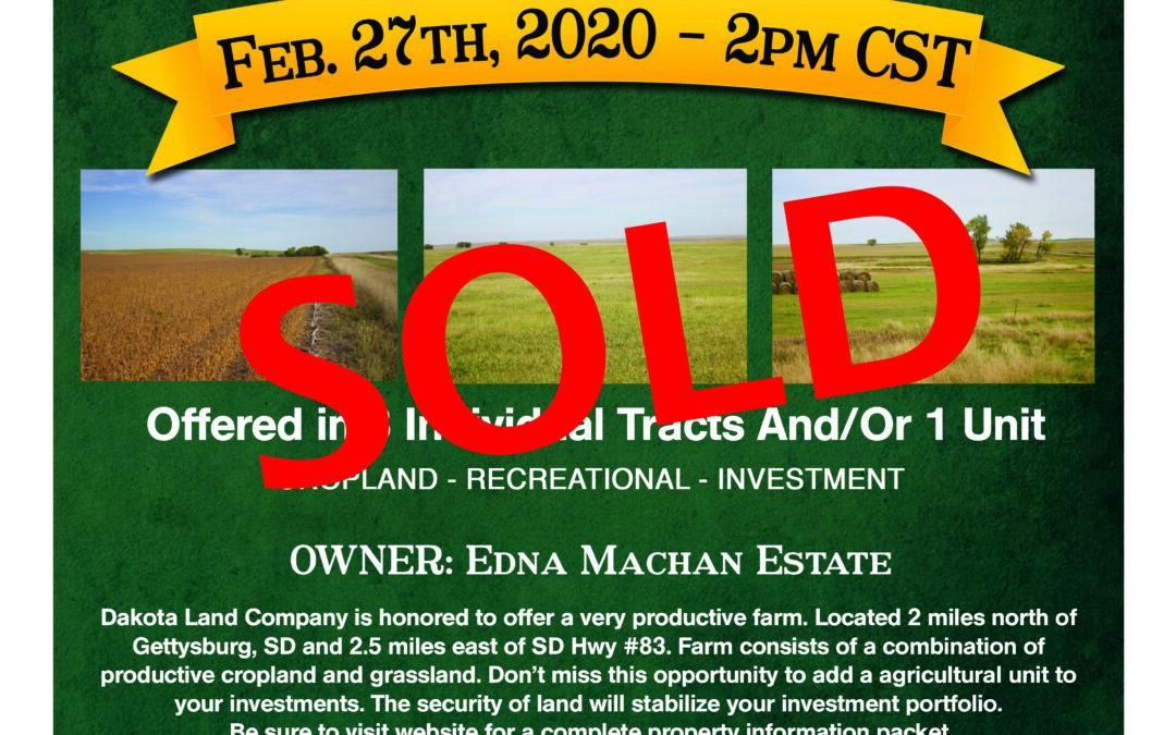 Potter County Land Auction