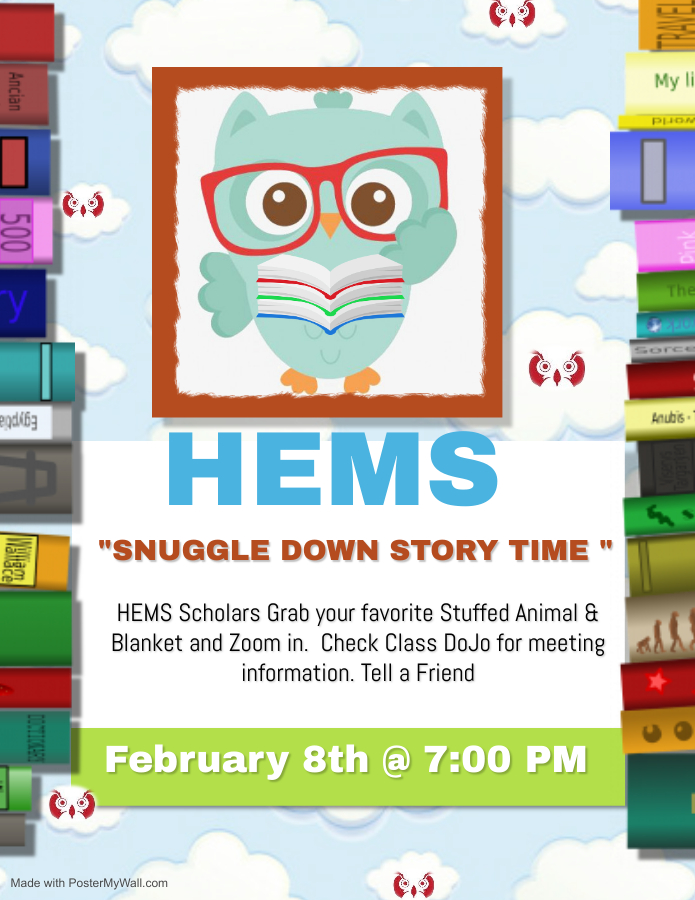 Snuggle Down Story Time