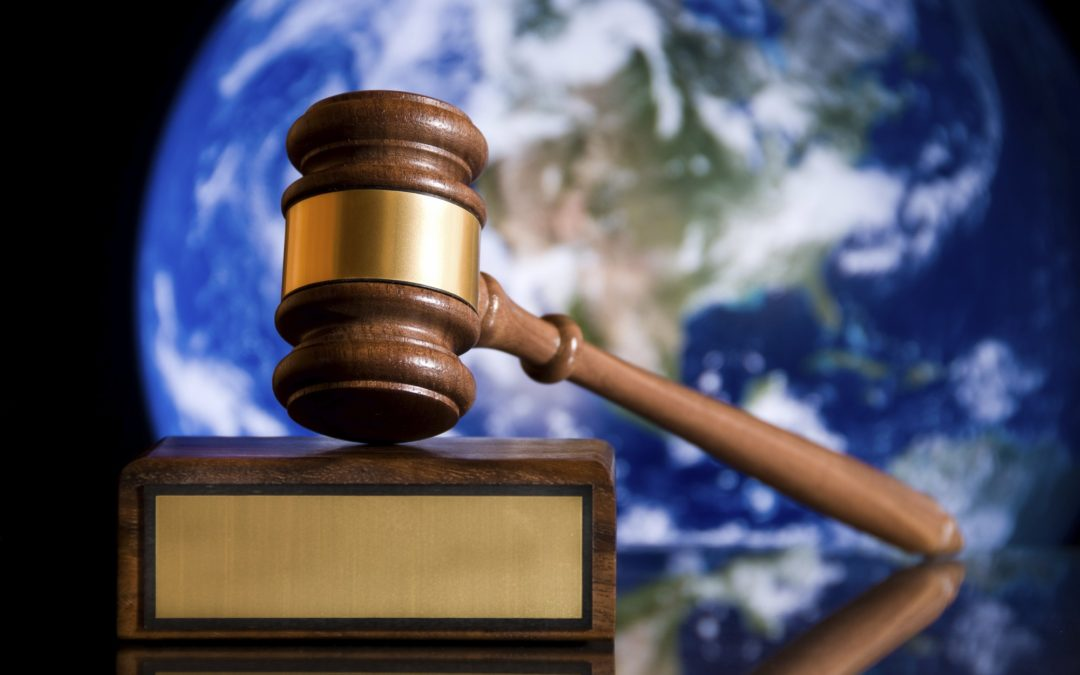 Anderson Reporting Announces New International Law Page