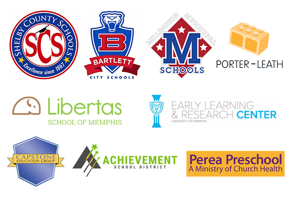 First 8 Memphis Pre-K partners