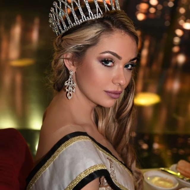 International beauty queen