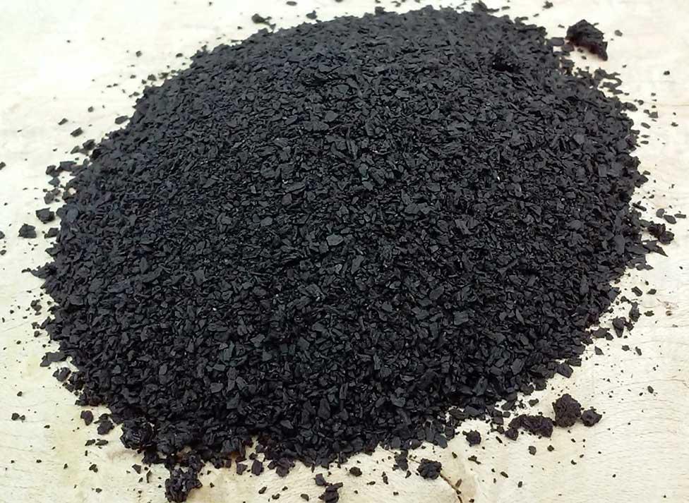 Soluble sea kelp extract