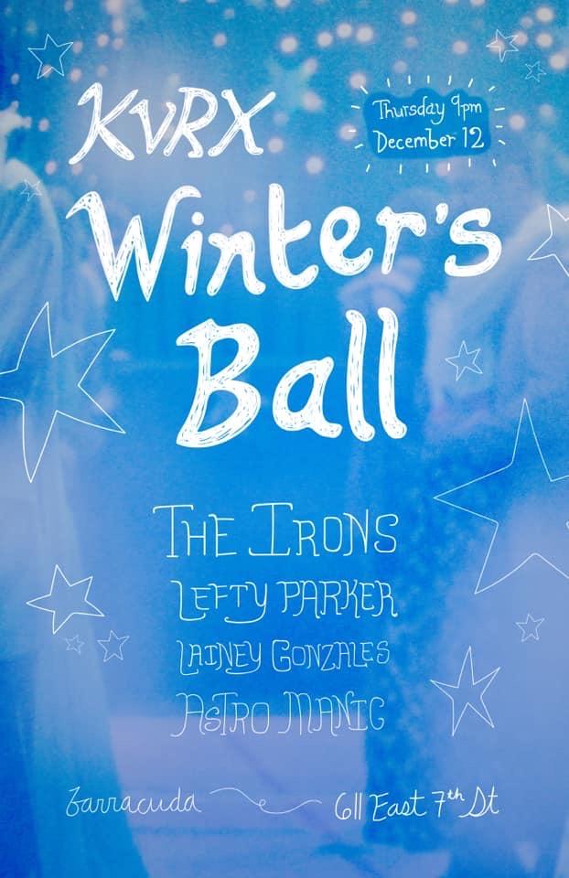 KVRX Winter's Ball