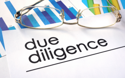 BUYING A BUSINESS?  DO YOUR DUE DILIGENCE!