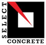 Select Concrete Logo