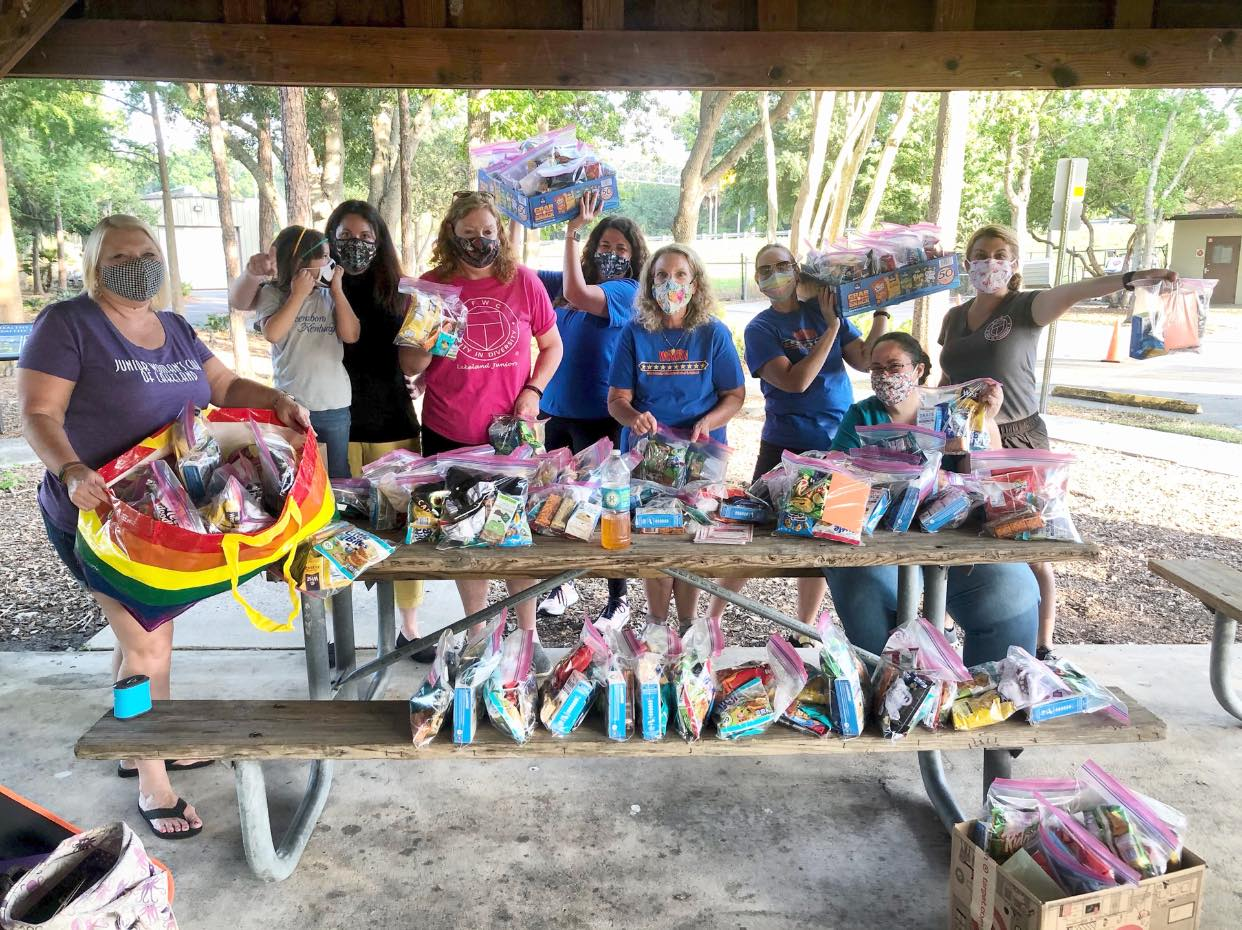 GFWC Junior Woman's Club of Lakeland