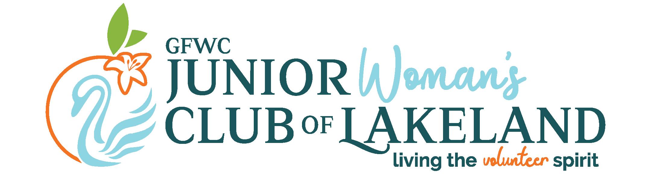 GFWC Junior Woman's Club of Lakeland Logo